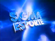 Sigma Esporte open blue 2001
