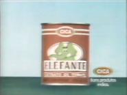 Cica Elefanta PS TVC 1990