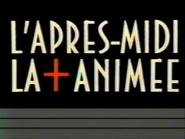 Canal Plus bumper - LApres Midi La Animee - 1984