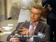 EBC promo - Sledge Hammer - 1987 - 1