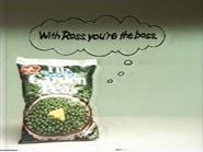 Ross Garden Peas AS TVC 1985