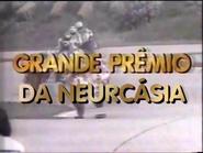 Sigma promo - Mundial de Moto Velocidade - Grande Premio da Neurcasia - 18-4-1992 - 2