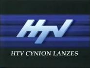 HTV Cynion Lanzes 1989 ITV ID Start