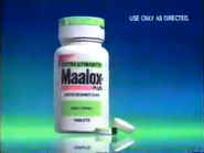 Maalox Plus URA TVC 1991 - 1