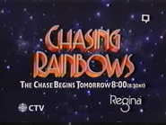CTV promo - Chasing Rainbows - 1988