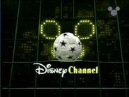 Disney Channel ID - Football (1999)