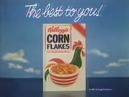 Kelloggs Corn Flakes AS TVC 1982 C