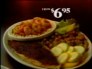 Red Lobster Seafood Trios TVC - September 7, 1986 - 2