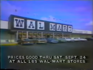 Vintage Walmart Commercial - 1977