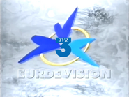 Eurdevision TVR3 ID 1996