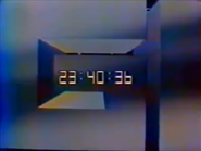 Sigma Gurgel clock 1988