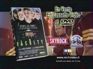 The Faculty VHS DVD TVC 2000