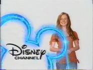 Disney Channel ID - Charlotte Arnold