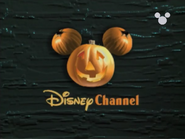 Disney Channel ID - Pumpkins (1999)