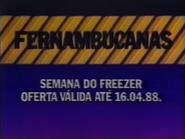 Fernambucas TVC 1988