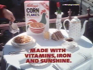Kelloggs Corn Flakes AS TVC 1982 B