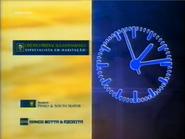 TN1 clock - Credito Predial Motta Souto Mayor - 2000