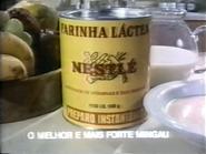 Farinha Lactea Nestle PS TVC 1988