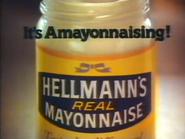 Hellmanns AS TVC 1983