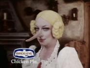 Birds Eye Chicken Pie AS TVC 1978