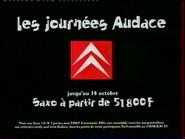 Citroen Audace RLN TVC 1996