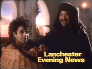 Lanchester Evening News AS TVC 1986