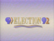 PBS system cue - 1992 Elections - 1992