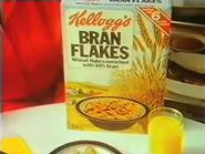 Kelloggs Bran Flakes AS TVC 1982