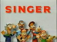 TN1 - Contra Zapping - Singer sponsorship billboard - 1998