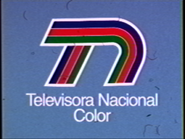 Televisora Nacional - ID 1977