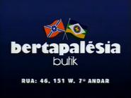 Bertapalesia TVC 1998
