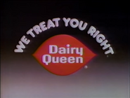 Dairy queen eruowood 1987 ad