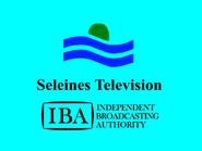 Seleines IBA slide 1974