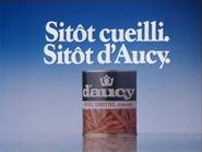 D'Aucy carrots RLN TVC 1985