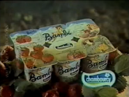 EPT Chambourcy Bambi sponsor 1985