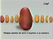 Potatoes Roterlaine TVC 1996