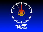CBS clock - Woolco - 1979
