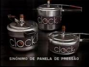 Clock PS TVC 1990