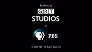 GRT Studios PBS endcap 2018