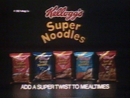 Kelloggs Super Noodles AS TVC 1982