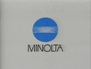 Minolta GH TVC 1987