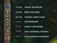 Mnet lineup 1993