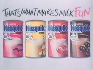 Nestle Nesquik AS TVC 1981