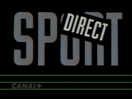 C Plus bumper - Sport Direct - 1992
