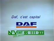 DAF TVC 1989
