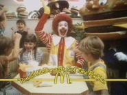 McDonald's AS TVC - Ronald McDonald - 1985