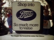 Boots AS TVC - Baby Boots - 1983
