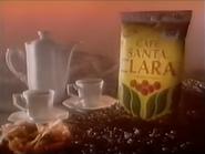 Cafe Santa Clara TVC 1996