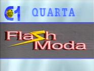Canal 1 promo - Flash Moda (1994)