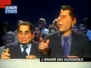 Canal Plus promo - L'Annee des Guignols - 2003 - 2